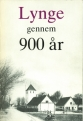 Forside 'Lynge gennem 900 år'